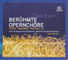 Chor des Bayerischen Rundfunks - Berühmte Opernchöre, CD