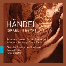 Georg Friedrich Händel (1685-1759): Israel in Egypt, 2 CDs