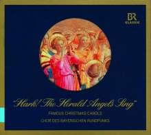 """Chor des Bayerischen Rundfunks - """"Hark! The Harold Angels Sing"""", CD"""
