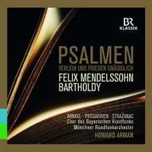 Felix Mendelssohn Bartholdy (1809-1847): Psalmen opp.31,42,91, CD