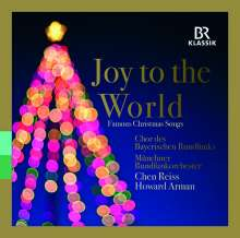 "Chor des Bayerischen Rundfunks - ""Joy to the World"", CD"