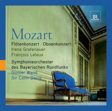 Wolfgang Amadeus Mozart (1756-1791): Flötenkonzert Nr.1, CD