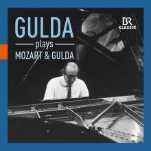 Friedrich Gulda plays Mozart & Gulda, CD