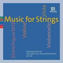 Music for Strings, CD