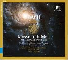 Johann Sebastian Bach (1685-1750): Messe h-moll BWV 232, 3 CDs