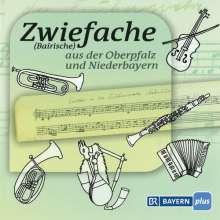 Zwiefache aus der Oberpfalz und Niederbayern, CD