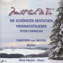 Macht hoch die Tür - Die schönsten deutschen Weihnachtslieder, CD