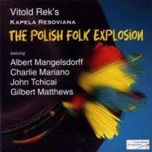 Vitold Rek: The Polish Folk Explosion, CD