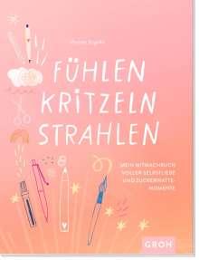Mareike Engelke: Fühlen, Kritzeln, Strahlen, Diverse