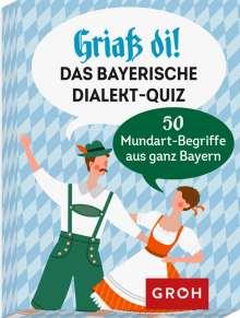 Griaß di! Das bayerische Dialekte-Quiz, Diverse
