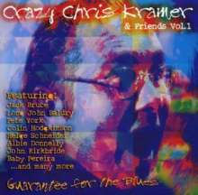 Chris Kramer: Guarantee For The Blues, CD