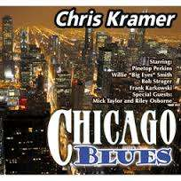 Chris Kramer: Chicago Blues (Englische Version), CD