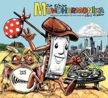 Chris Kramer: Die kleine Mundharmonika - Hörbuch und Musik-CD von und mit Chris Kramer, 2 CDs