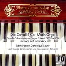 Dominique Sauer - Deutsche und französische Romantik, CD