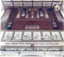 Hans-Jürgen Kaiser,Orgel, CD