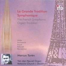 Marcus Toren - La Grande Tradition Symphonique, CD