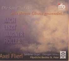 Axel Flierl - Die Sonn' hat sich mit ihrem Glanz gewendet..., CD