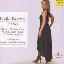 Ivajla Kirova, Klavier, CD