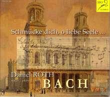 "Daniel Roth plays Bach Vol.2 ""Schmücke dich, o liebe Seele..."", CD"