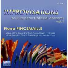 Pierre Pincemaille, CD
