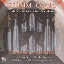 Stumm-Orgeln in der ehemaligen Grafschaft Sponheim, CD