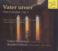 Peter Cornelius (1824-1874): Vater unser  - Neun geistliche Lieder op.2, CD