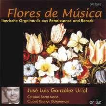 Iberische Orgelmusik aus Renaissance & Barock, CD