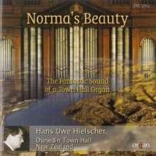 Hans Uwe Hielscher - Norma's Beauty, CD
