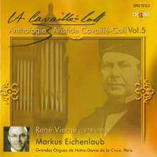 Anthologie - Aristide Cavaille-Coll Vol.5, CD