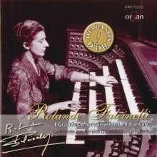 Rolande Falcinelli (1920-2006): 4 Grandes Improvisations en Concert, CD