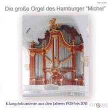 Die große Orgel des Hamburger Michel, CD
