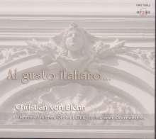 Christian von Blohn - Al gusto italiano, CD