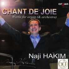 "Naji Hakim (geb. 1955): Orgelkonzert Nr.2 ""Seattle Concerto"", CD"