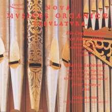 Martin Lubenov - Nova Musices Organice Tabulatura, CD