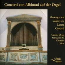 Tomaso Albinoni (1671-1751): Concerti op.5 Nr.4 & 5;op.7 Nr.3,5,6,9,11;op.9 Nr.3, CD