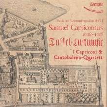 Samuel Capricornus (1628-1665): Taffel-Lustmusic, CD