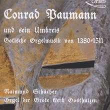 Raimund Schächer - Conrad Paumann und sein Umkreis, CD
