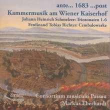Ante... 1683 ... post - Kammermusik am Wiener Kaiserhof, CD