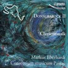 Donaubarock II - Claviermusik, CD