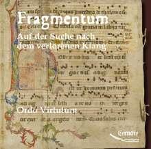 Fragmentum, CD