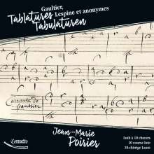 Ennemond Gaultier (1575-1651): Lautenwerke, CD