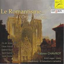 Le Romantisme...a l'Orgue francais, CD