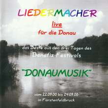 Liedermacher für die Donau, CD