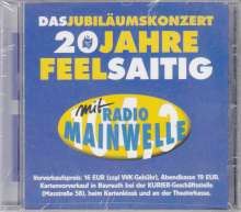 Feelsaitig: 20 Jahre Feelsaitig:Jubiläumskonzert, CD