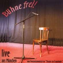 Bühne frei! Live aus München, 2 CDs