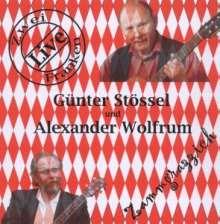Günter Stössel: Zammgrazzich, CD