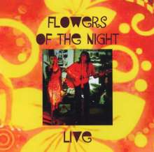 Flowers of the Night: Live 2012, CD