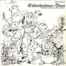 Günter Stössel: Schdrohwidwer-Blues, CD