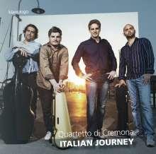 Quartetto di Cremona - Italian Journey, CD