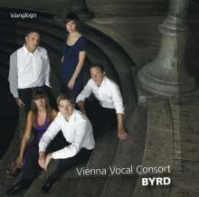 William Byrd (1543-1623): Mass for 5 Voices, CD